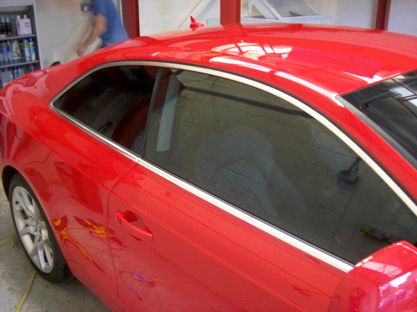 Las Vegas Car Window Tinting Mobile Service
